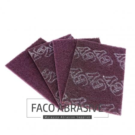 Non Woven Abrasive Hand Pad Malaysia, Non Woven Abrasive Hand Pad Supplier in Malaysia, Source Non Woven Abrasive Hand Pad in Malaysia.
